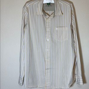 Timberland Button-Down Shirt Size Large